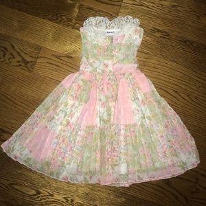Blueberi Boulevard Girls Dress